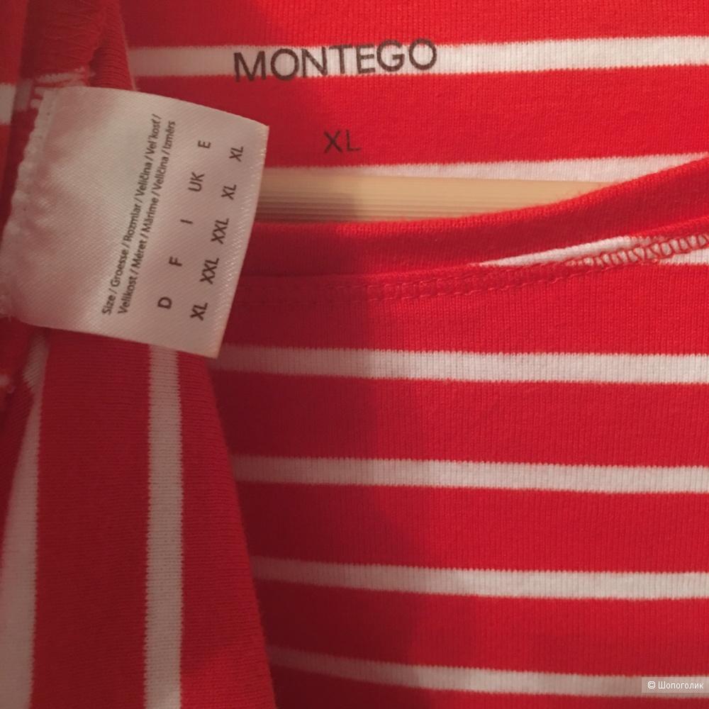 Тельняшка Montego. Размер xl