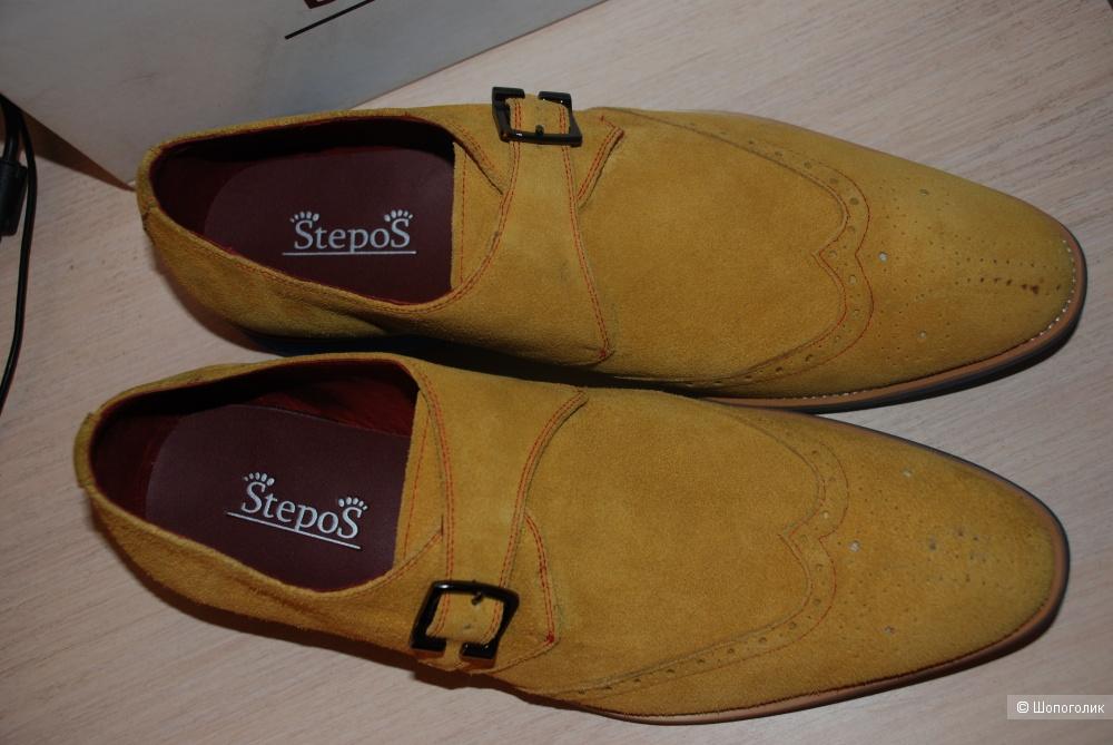 Туфли бренд Stepos 44 размер