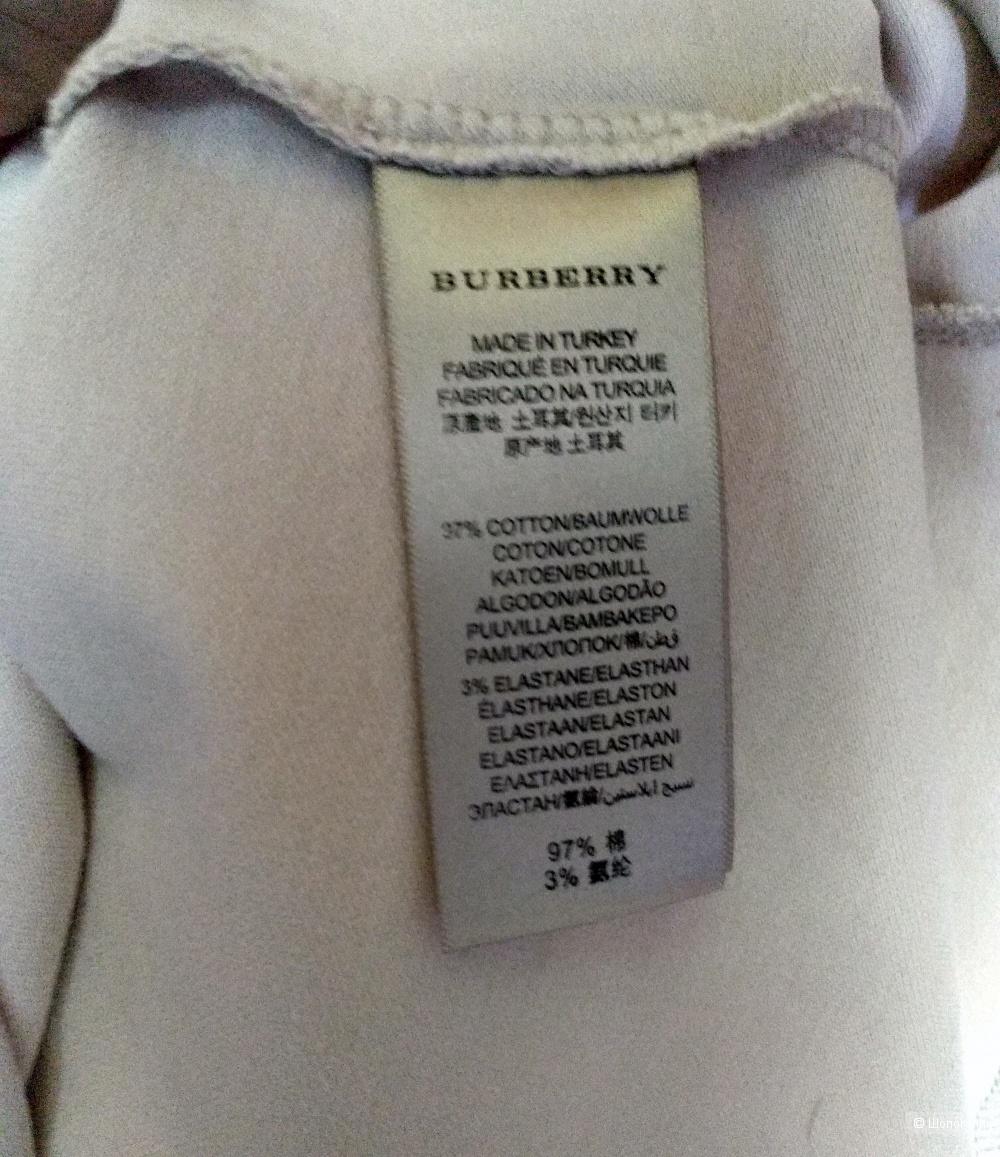Поло Burberry brit - XXL