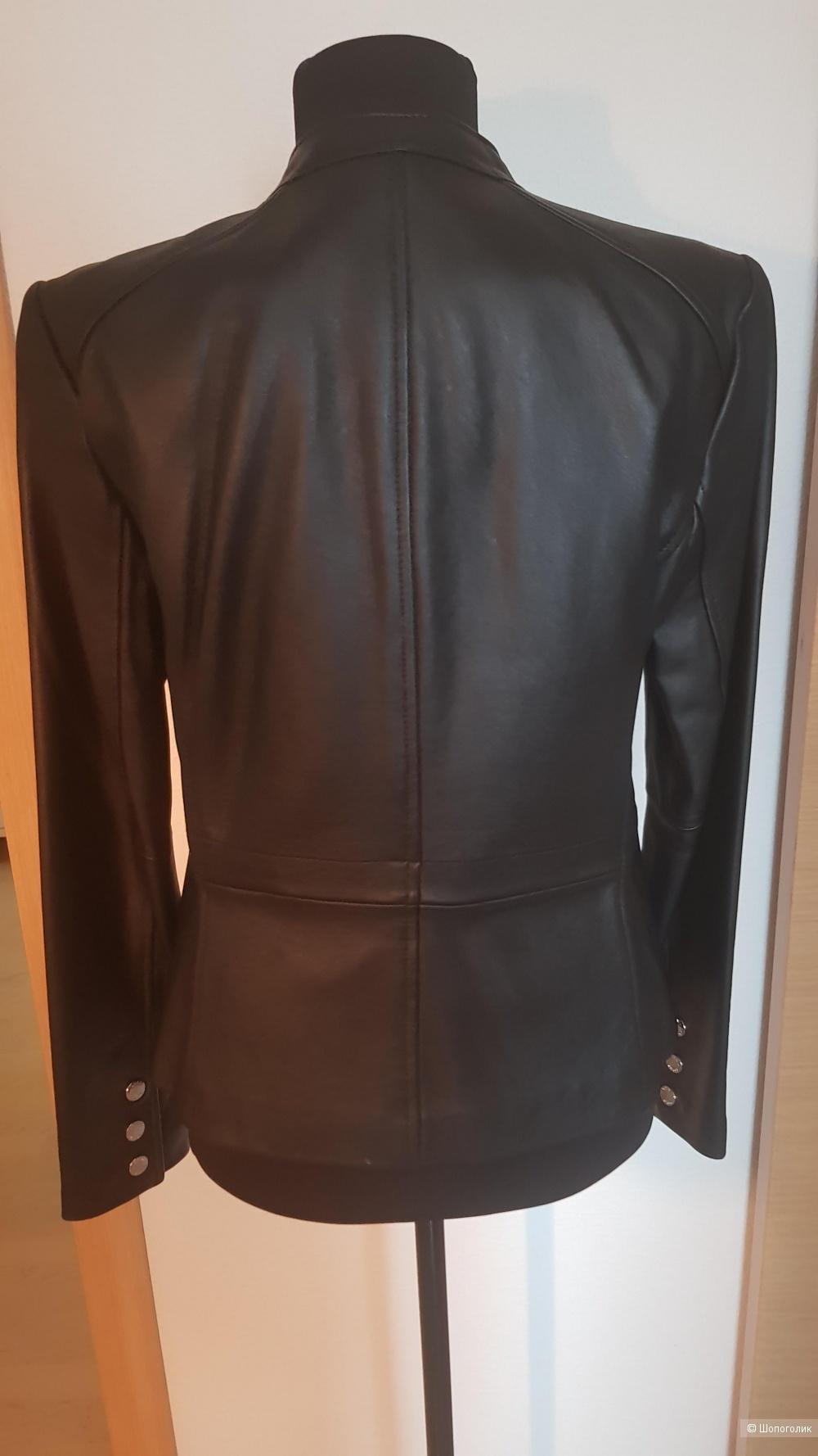 Кожаная куртка m. Kors, р.10