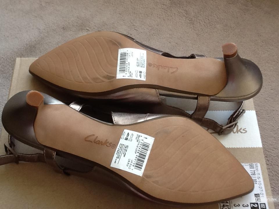 Туфли Clarks 35-36 размер
