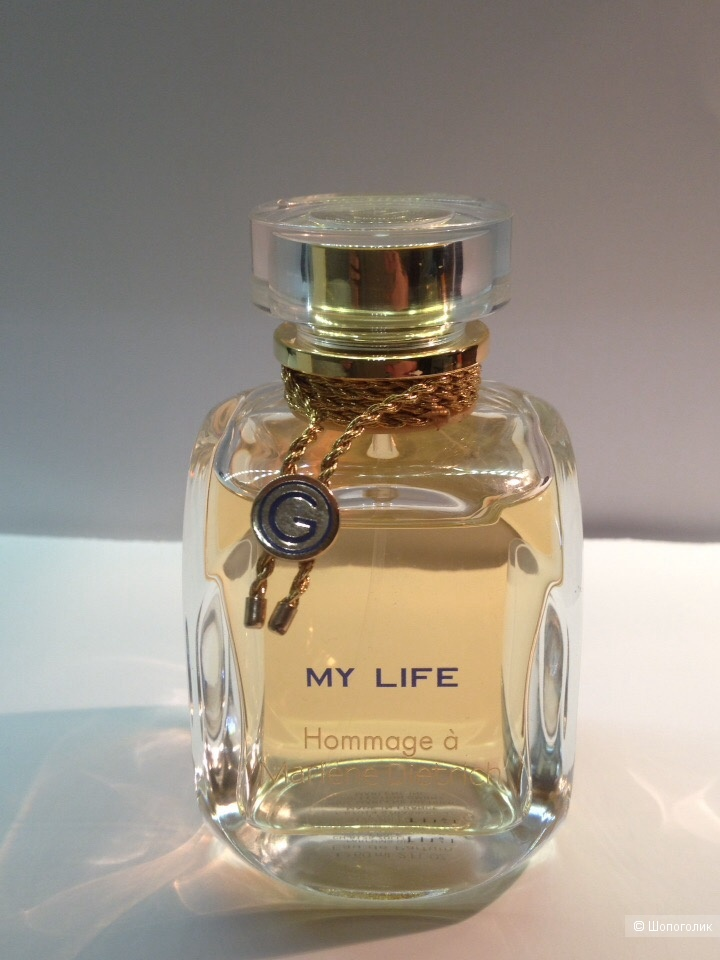 My Life Hommage a Marlene Dietrich, Gres edp 60мл