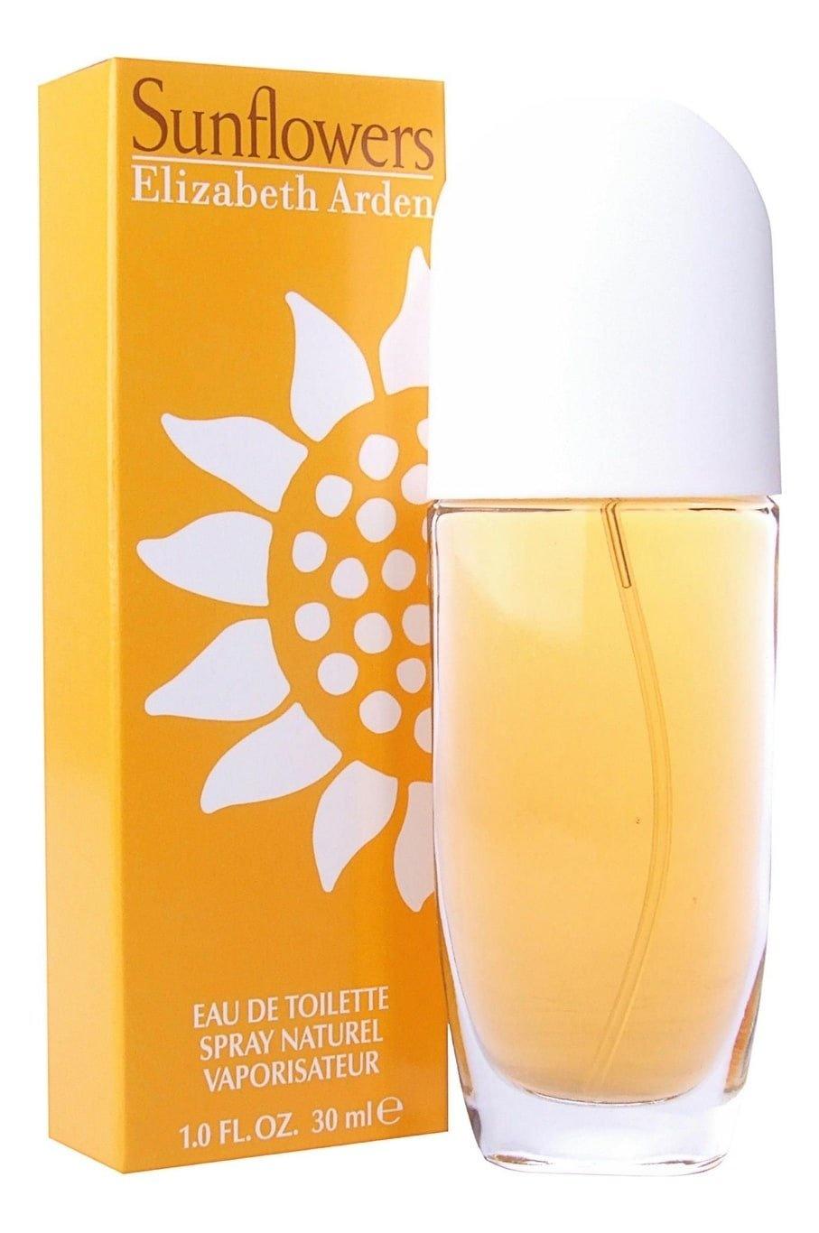 Туалетная вода Elizabeth Arden Sunflowers 90/100 мл