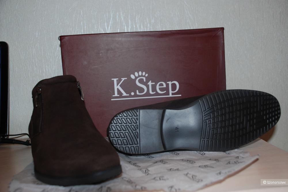 Сапоги бренд K . STEP размер 42