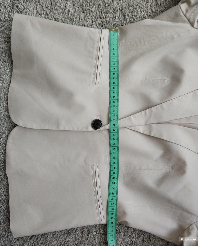 Пиджак из хлопка Camaieu, 44 рос