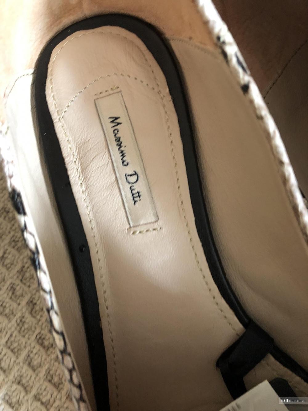 Туфли Massimo Dutti 39