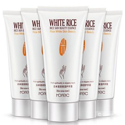 ROREC Серия с экстрактом белого риса. Крем для рук. 60гр.