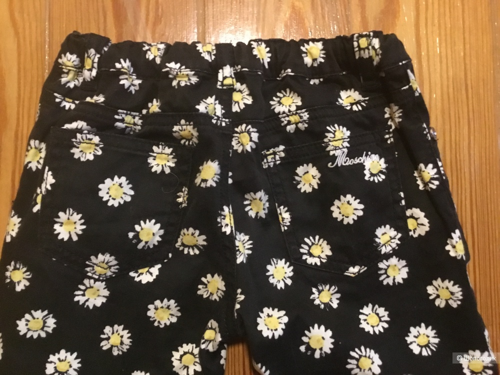 Летние брюки Moschino kid p.104, 4года