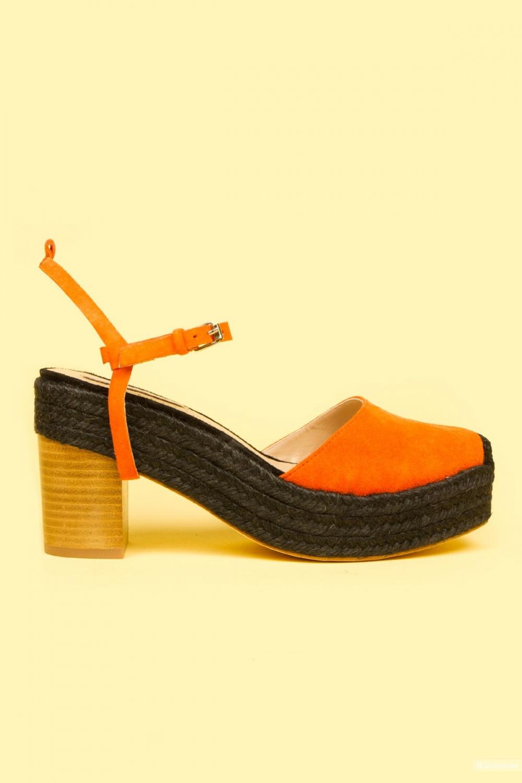 Босоножки/эспадрильи Opening Ceremony Sonar Sandals. Размер: 37 (23,8 см).