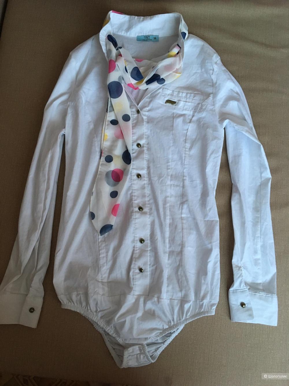 Рубашка-боди YNT, размер S, 42