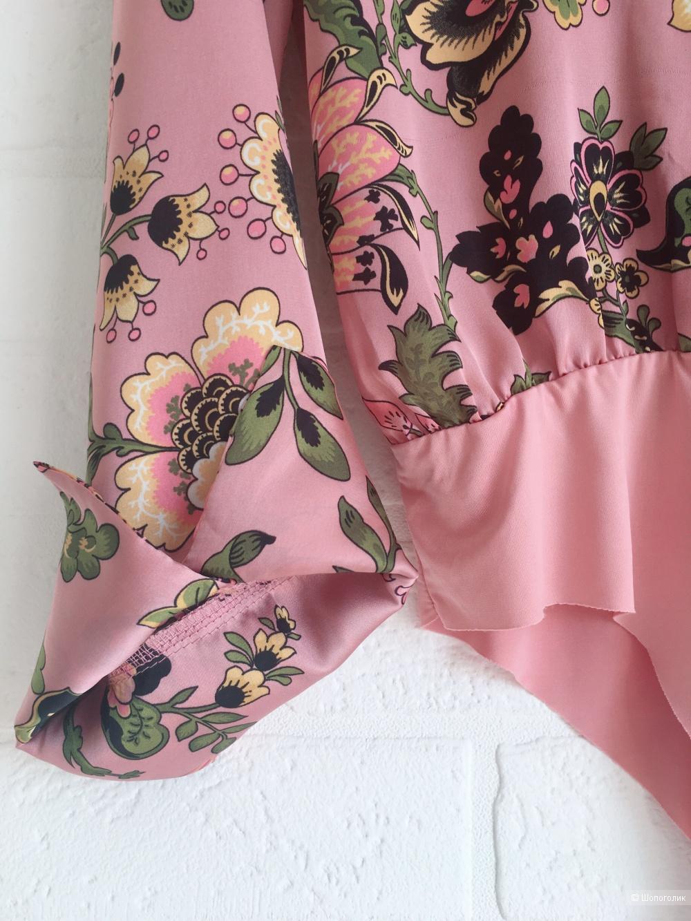 Блузка-боди Zara, размер М