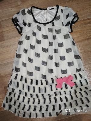 Платье hm размер 110/116