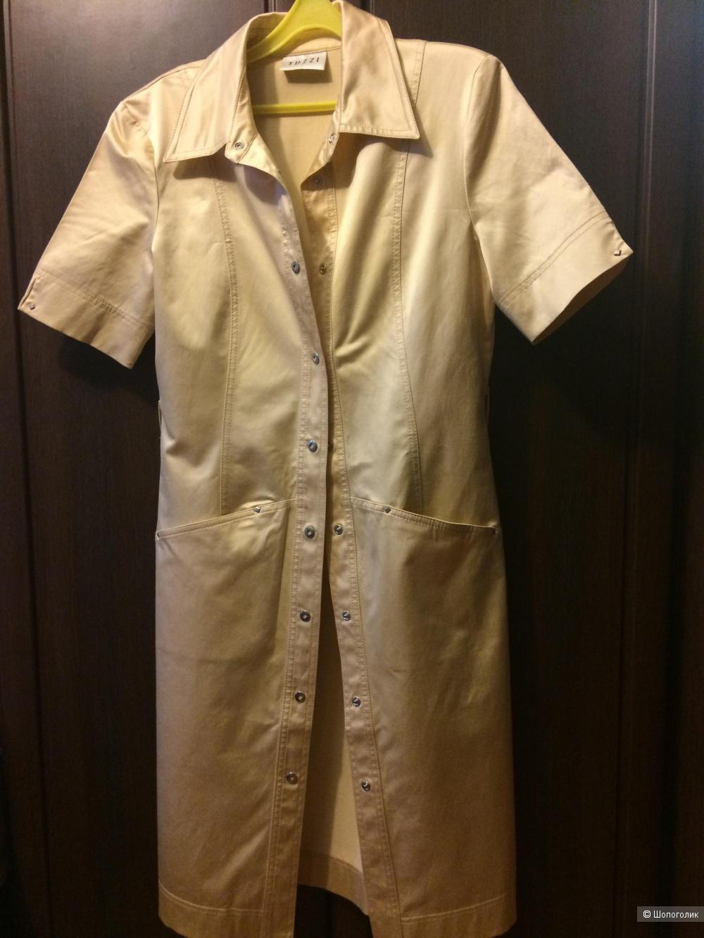 Платье сафари стрейч Tuzzi, 46-48 размер