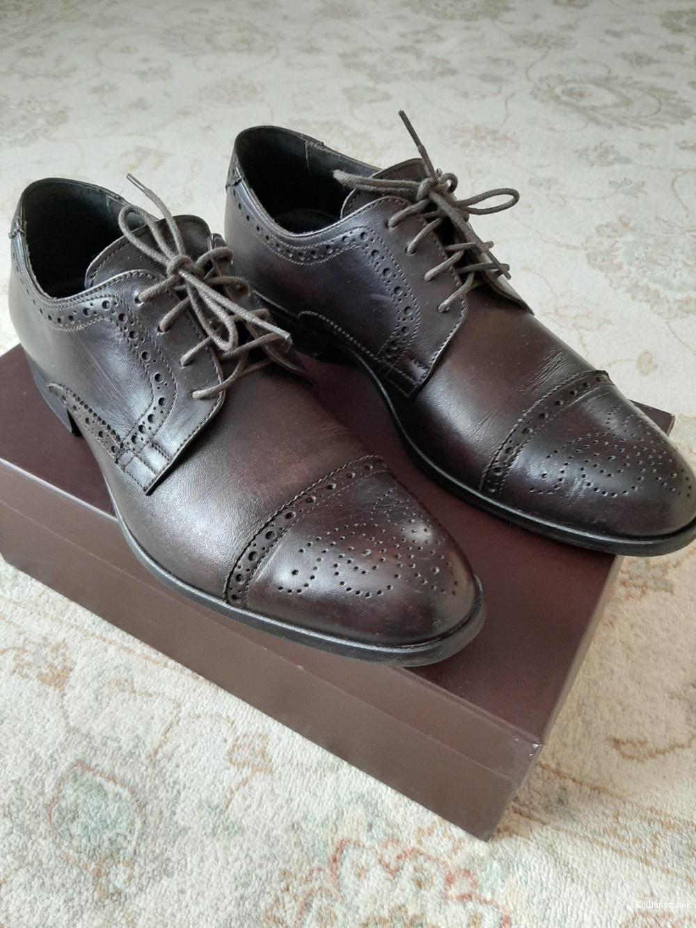 Ботинки Thompson, 41 размер (большемерят)