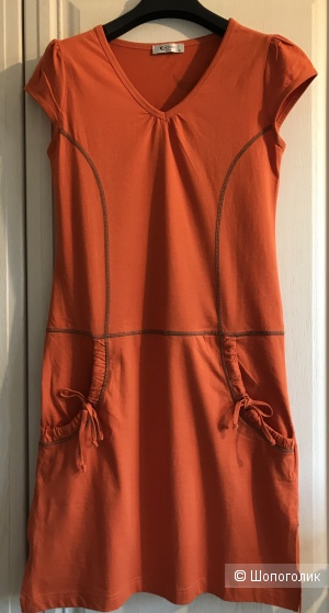 Трикотажное платье марки CoCoon, размер S