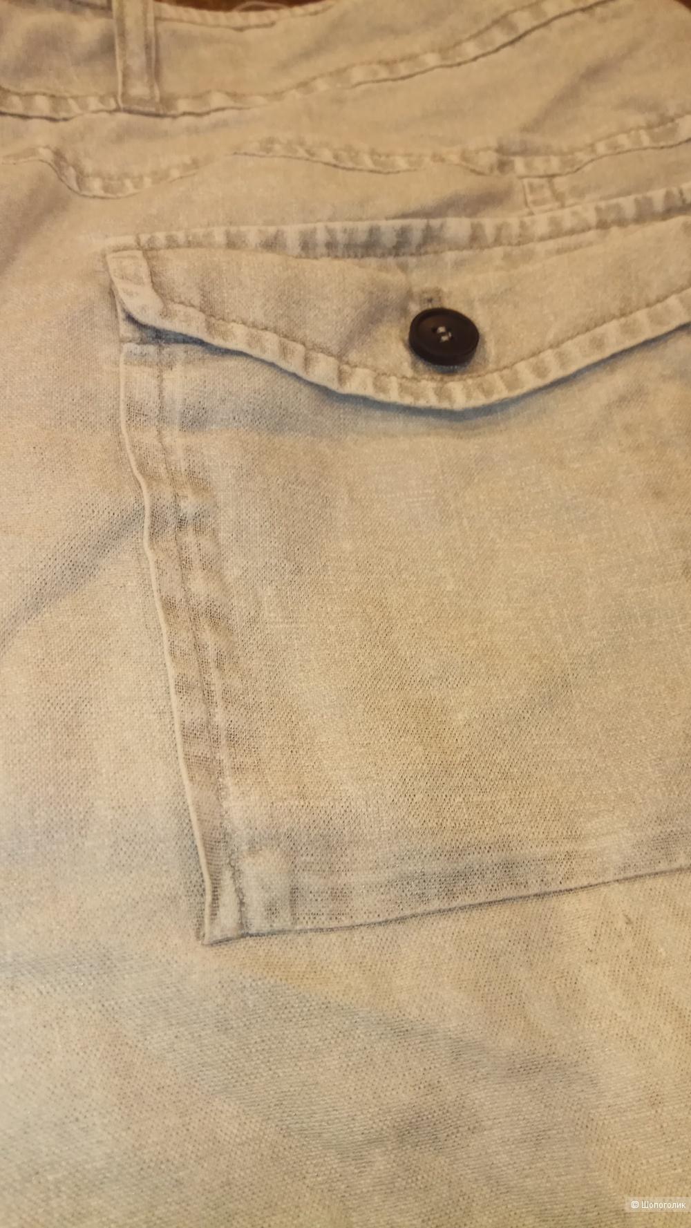 Брюки палаццо Strenesse blue размер 46/48