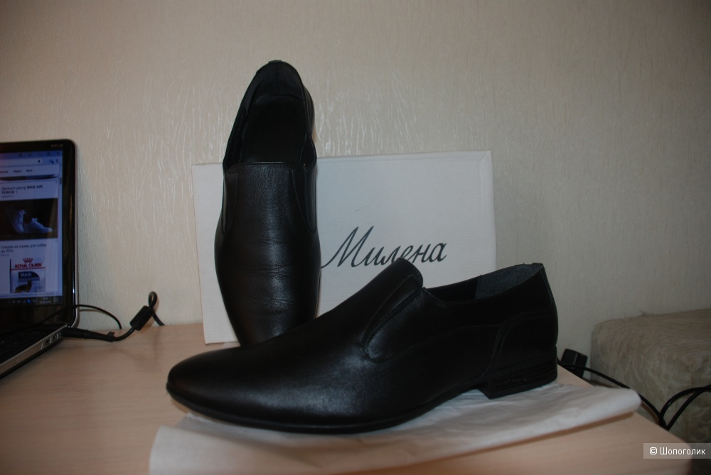Туфли фирма Милена размер 42