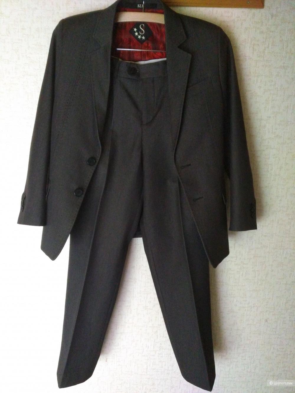 Школьный костюм для мальчика рост 140