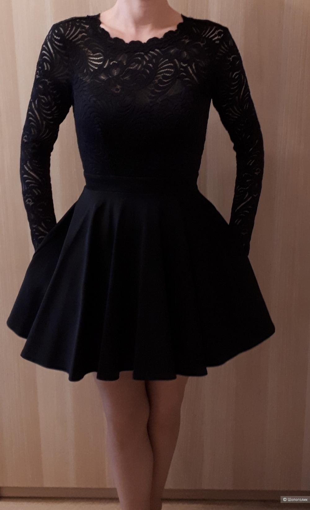 Платье bebe, размер 2