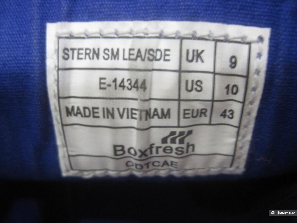 Полуботинки Boxfresh, Англия, размер 42-43