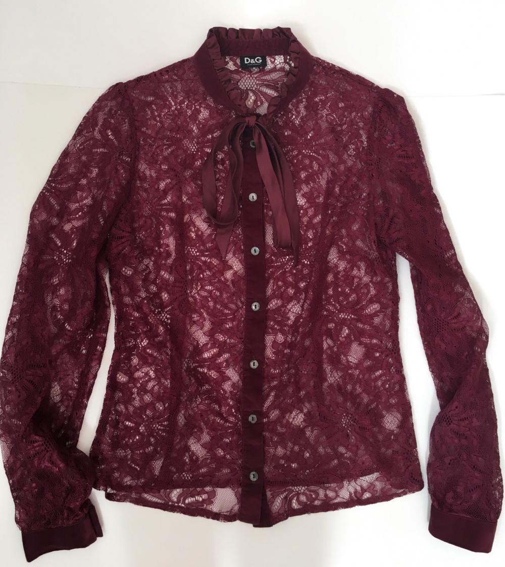 Блузка Dolce & Gabbana, размер 44-46