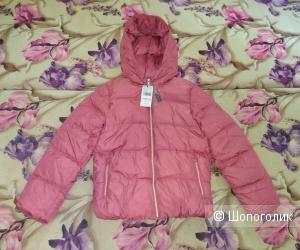 Зимняя куртка Mango Kids, XS/S до 165 см
