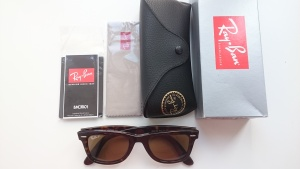 Очки Ray Ban RB2140  Original Wayfarer Polarized
