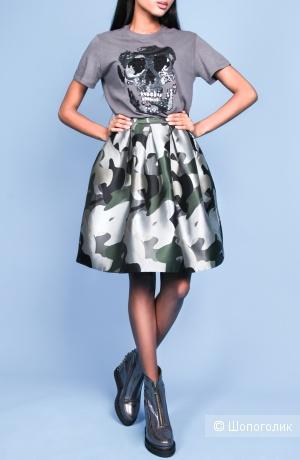 Шелковая юбка Style Track, размер S