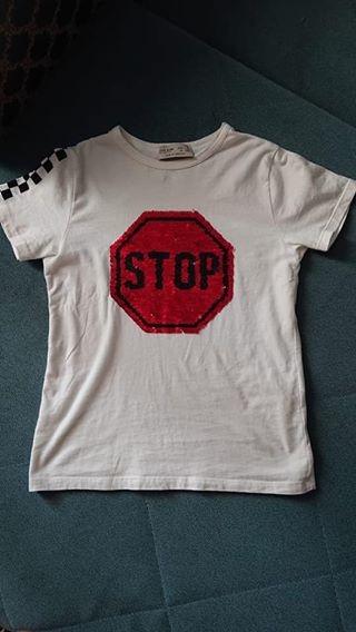 Комплект футболок, Зара,Адидас, р.122-128