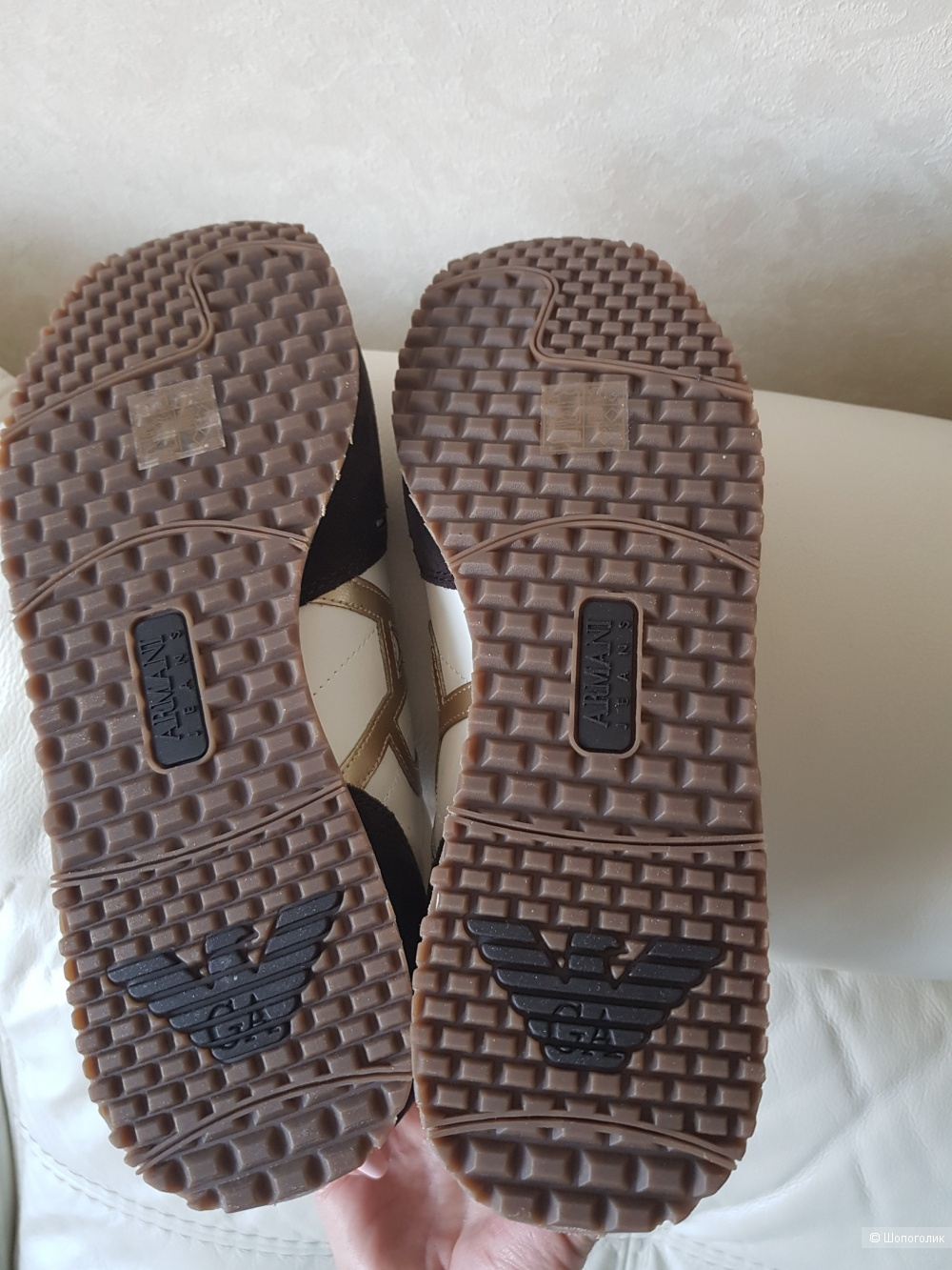Кроссовки Armani Jeans Размер 10,5 (44-44,5)