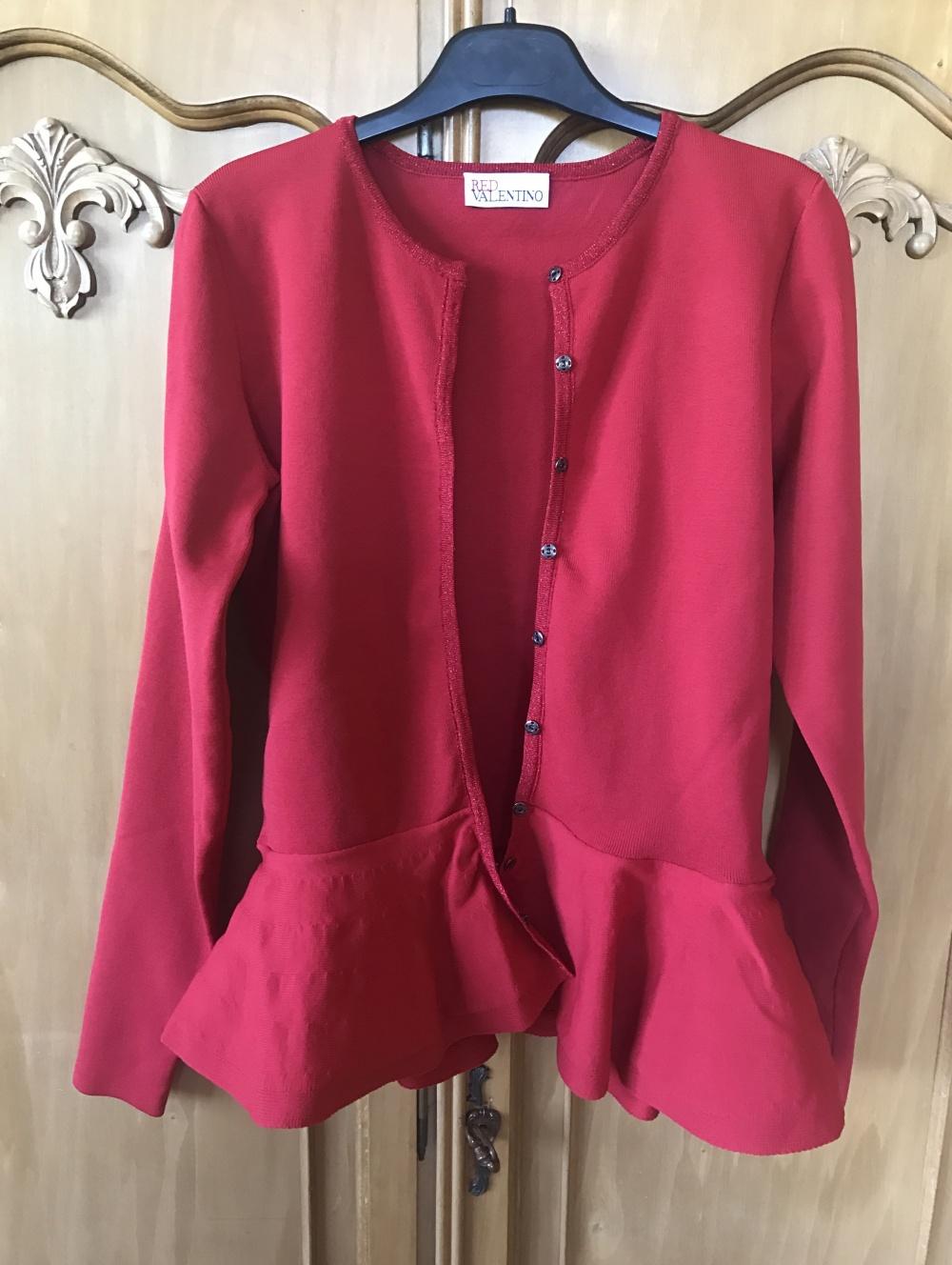 Кардиган Red Valentino размер EU 38