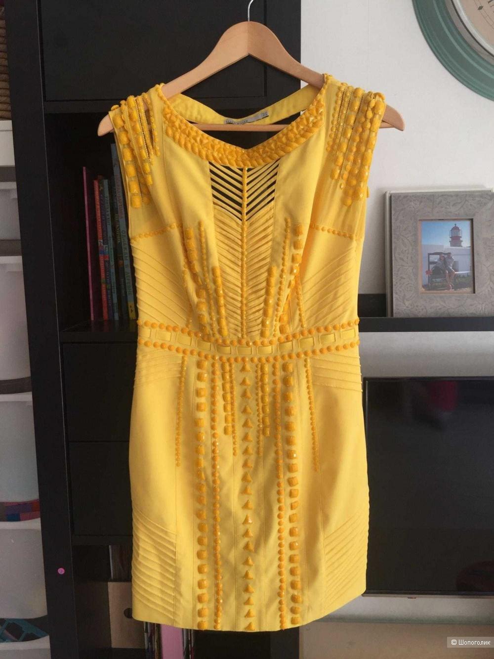 Платье Karen Millen лимитированная коллекция размер UK 12 44-46