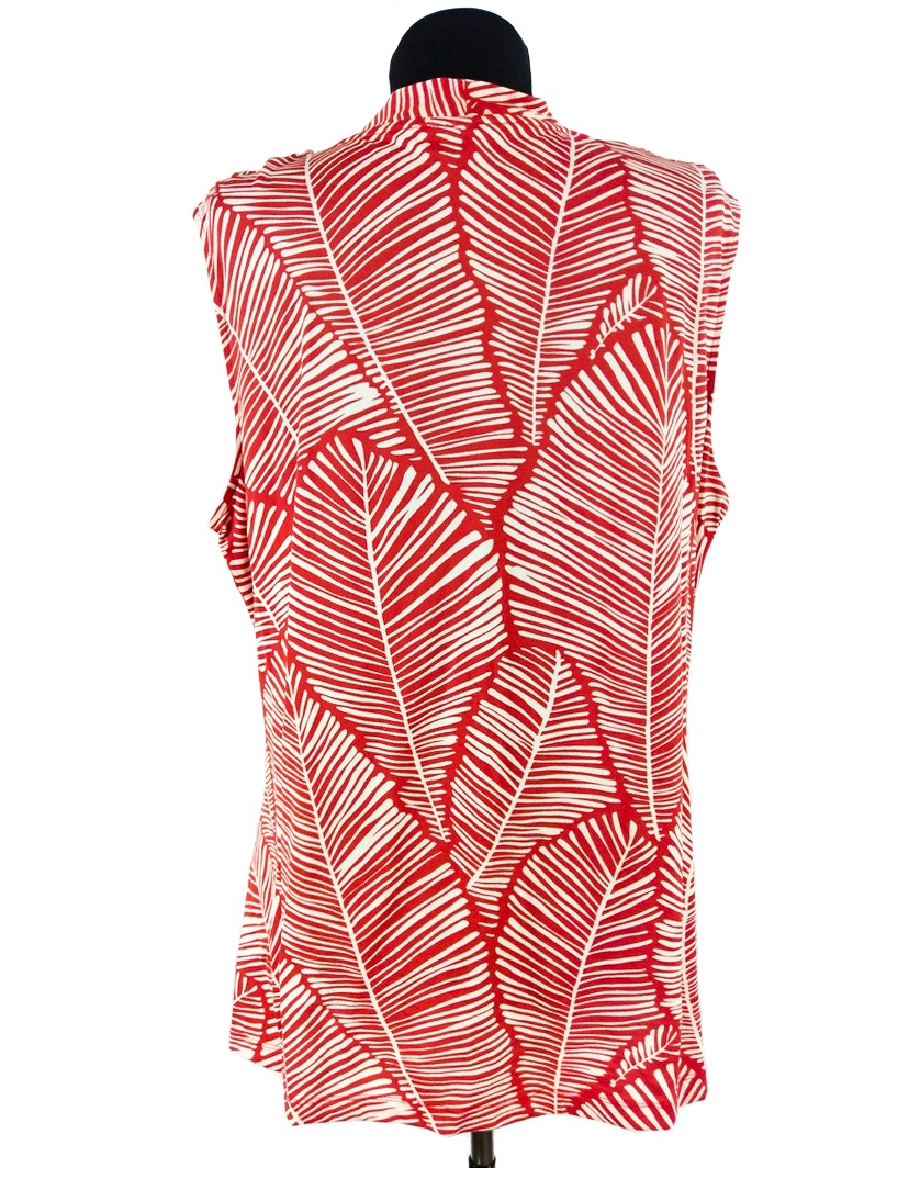 Блуза без рукавов, женская, Olsen, р. 50-52-54.