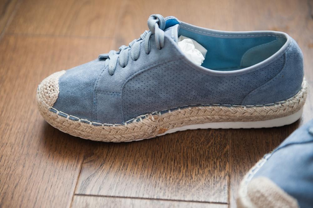 Женские кеды-эспадрильи Ideal Shoes р.36-37