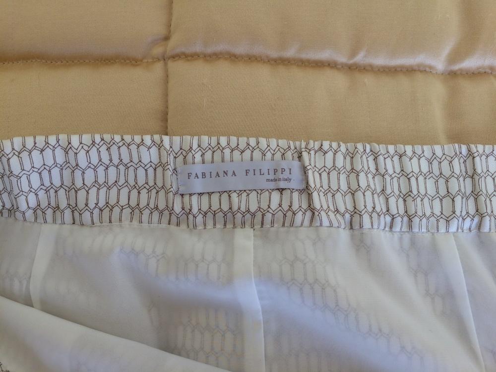 Шелковая юбка Fabiana Filippi 40IT (42-44 рус)
