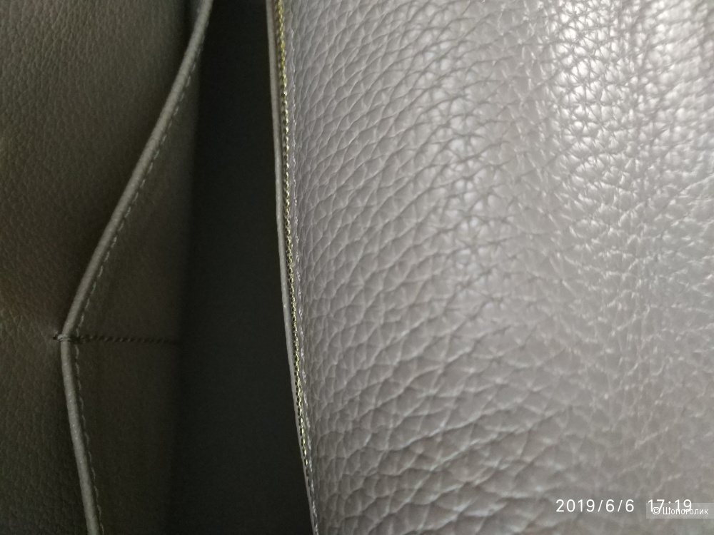 Кожаная сумка BALDININI