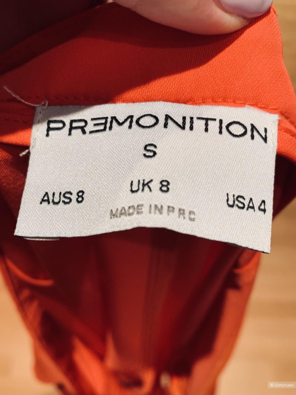 Кюлоты коралловые Premonition AUS 8 ( S, USA 4)