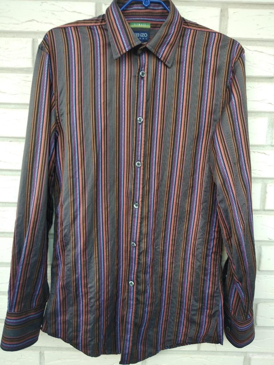 Рубашка Kenzo, 46-48 размер