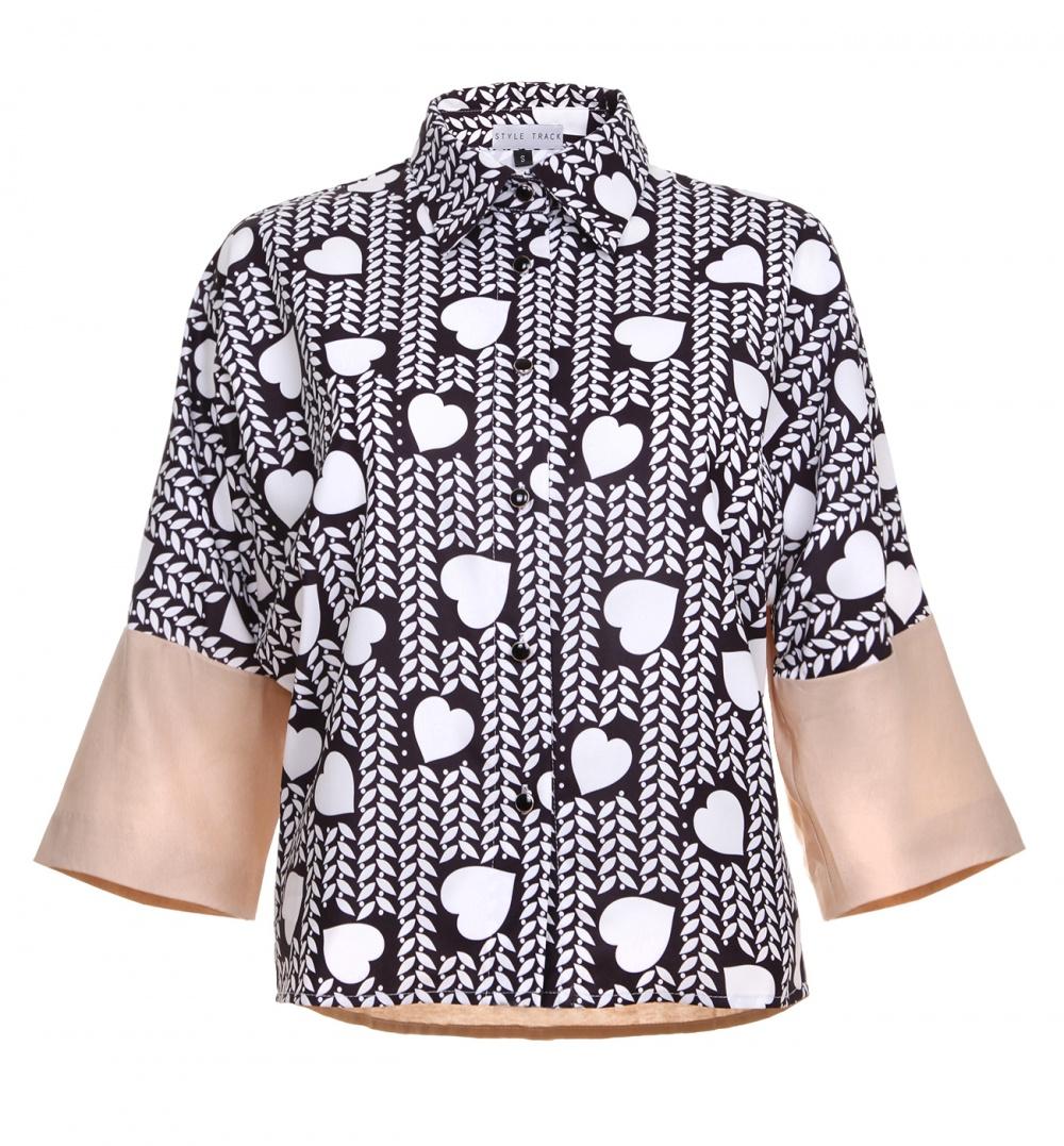 Хлопковый костюм STYLE TRACK, размер S