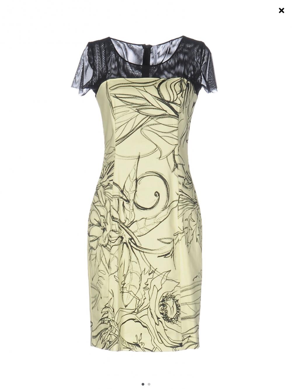 Новое с бирками платье pianurastudio размер 42 рус или 40 it.
