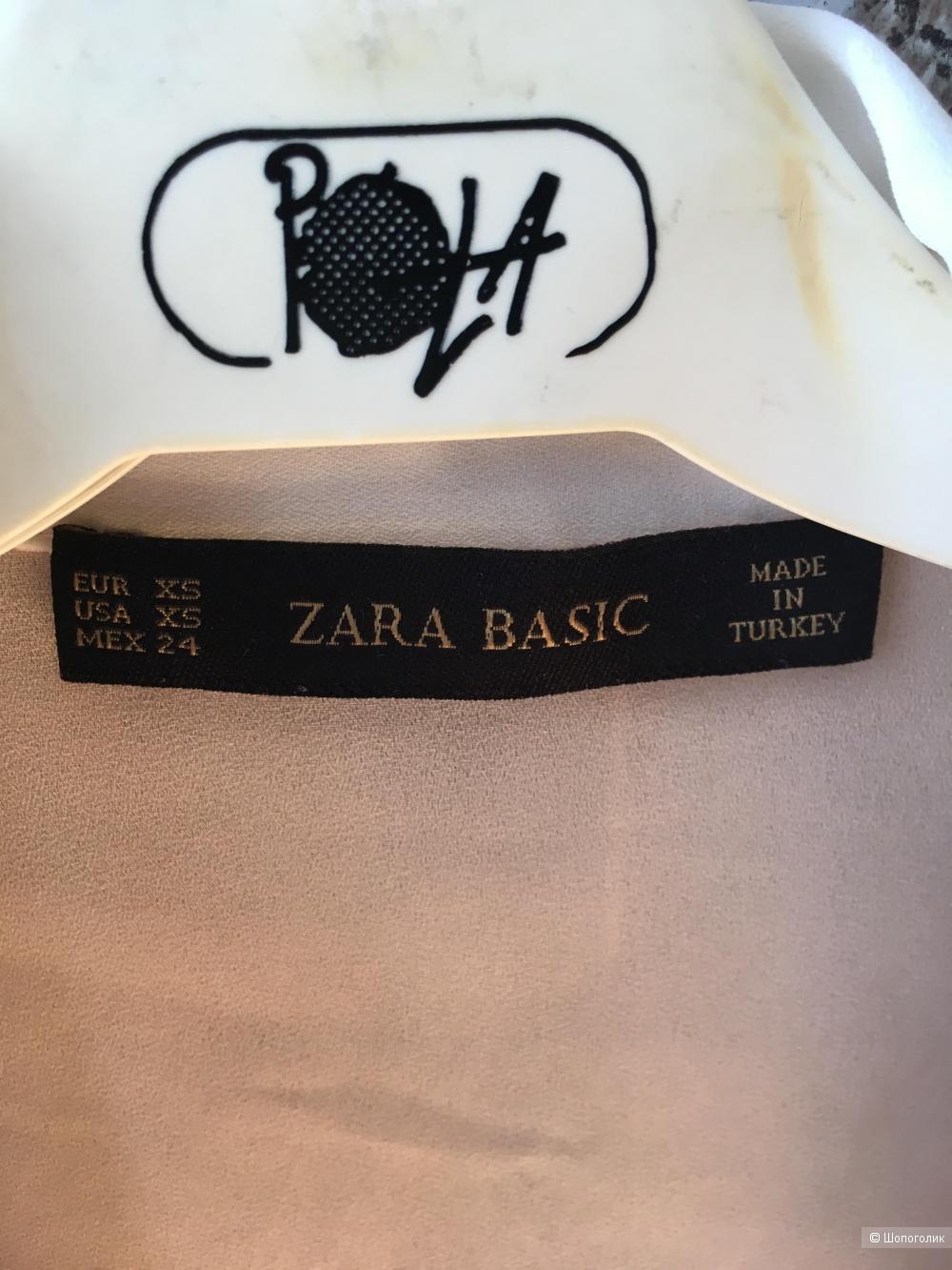 Блузка Zara размер xs