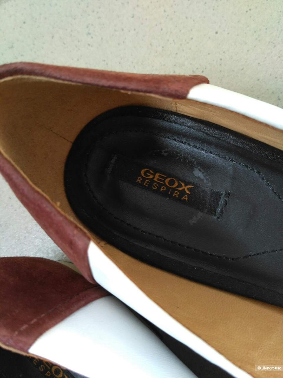Туфли Geox, 37