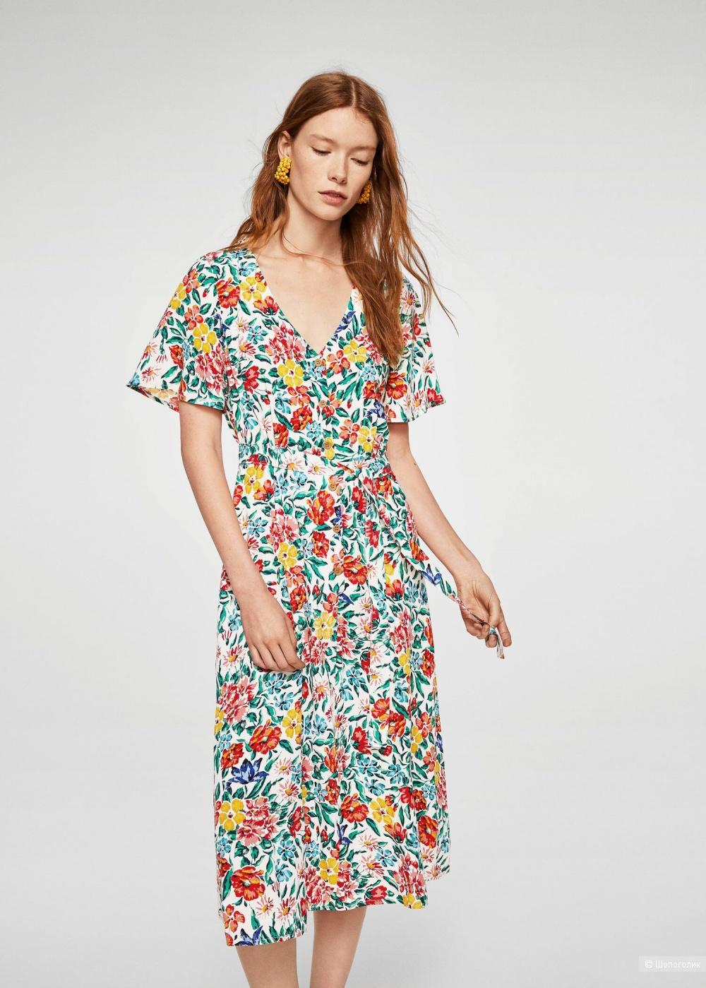 Платье Mango  размер L