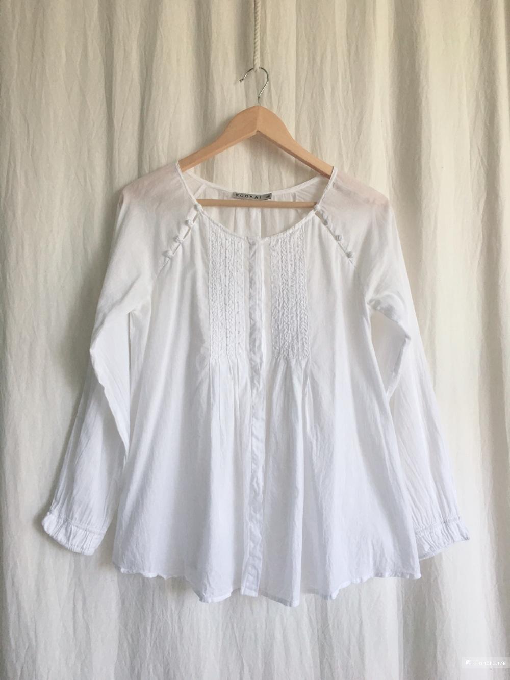Рубашка Kookai. Размер 38.