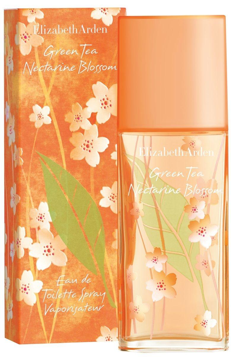 Туалетная вода Elizabeth Arden Green tea & Nectarine blossom 100 ml