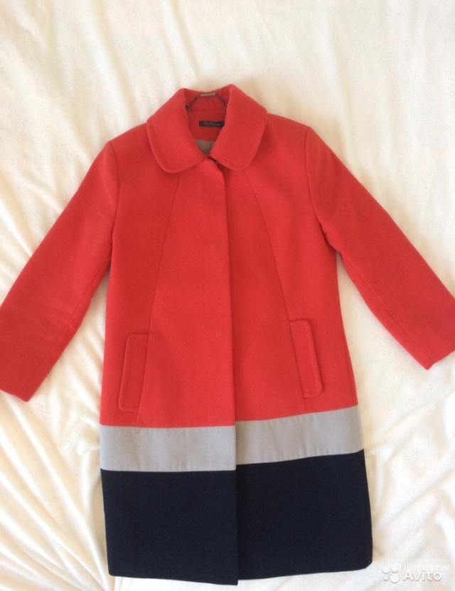 Пальто лёгкое Kira Plastinina 42-44