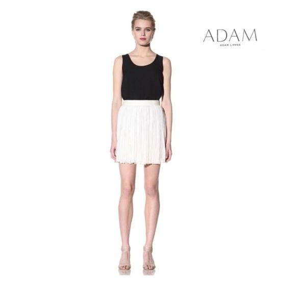 Шёлковая юбка Adam 44р