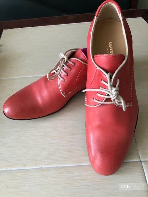 Туфли на шнурках LLOYD,3 1/2(36-37)