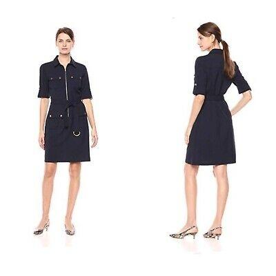 Платье - рубашка Sharagano 46р