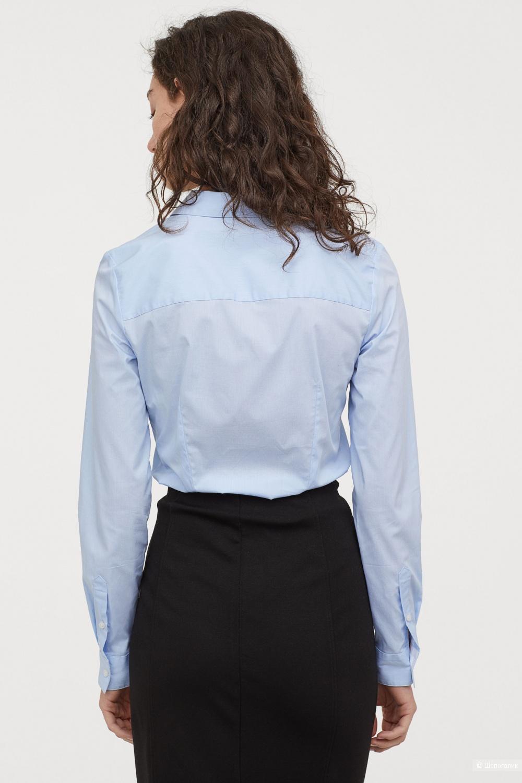 Рубашка H&M, размер 40 EUR/ 44-46 рус.